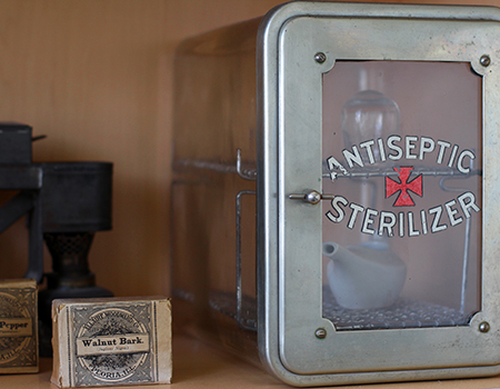 Antique Sterilizer