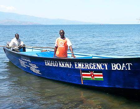 Emergency Boat