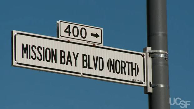Mission Bay Blvd