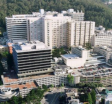 Parnassus campus