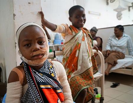 Dar es Salaam patients