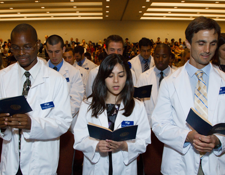 Reflections on 169 White Coats | UCSF School of Medicine