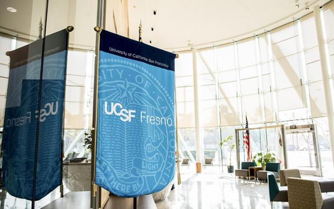 UCSF Fresno Campus
