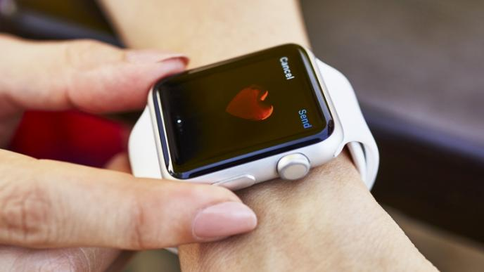 The Health eHeart Study is using mobile technology, including the Apple Watch, to integrate health care into people's everyday lives.